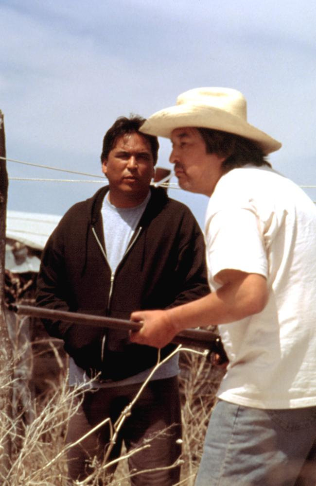 Eric Schweig Discover New Movies Noovie Casino jack (2010) as chief poncho. eric schweig discover new movies noovie