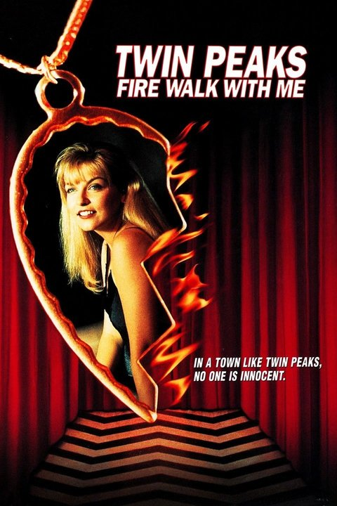 Twin Peaks: Fire Walk With Me Poster