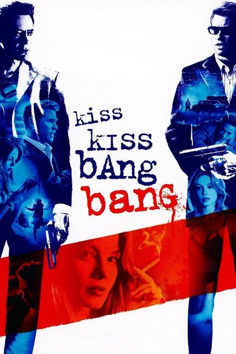 Kiss Kiss, Bang Bang Poster