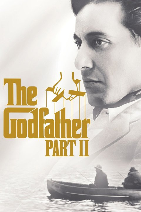 The Godfather, Part II Poster
