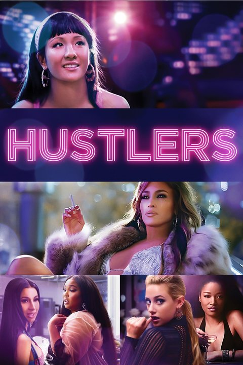 Hustlers Poster