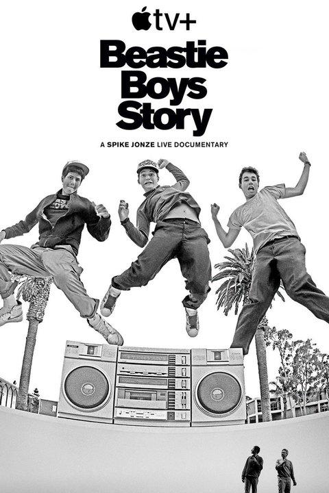 Beastie Boys Story Poster