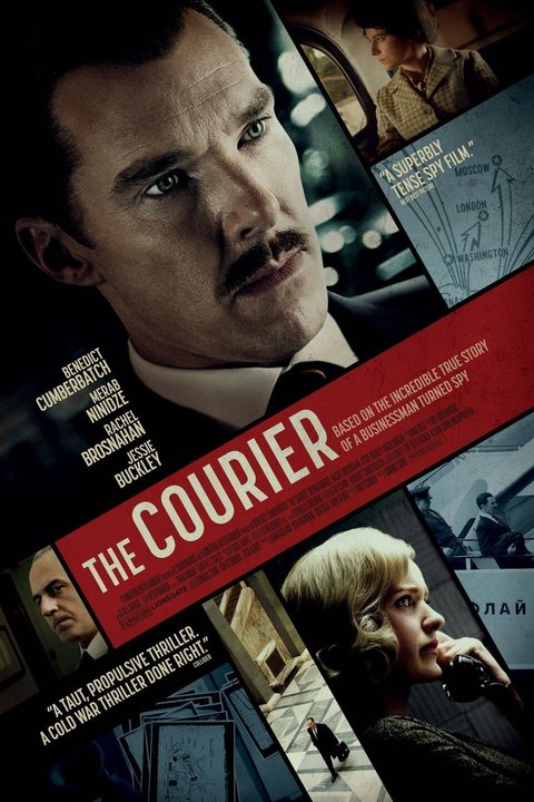 The Courier (2021) Poster