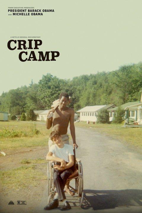 Crip Camp Poster