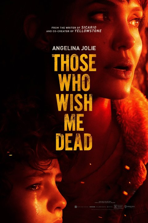 Those Who Wish Me Dead Poster