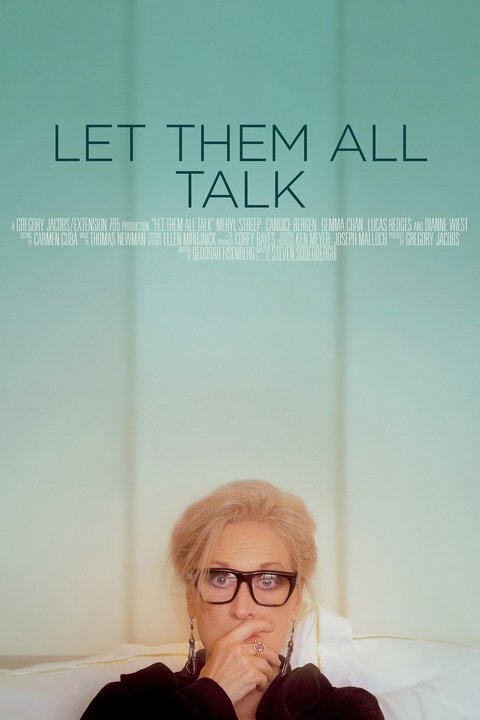 Let Them All Talk Poster