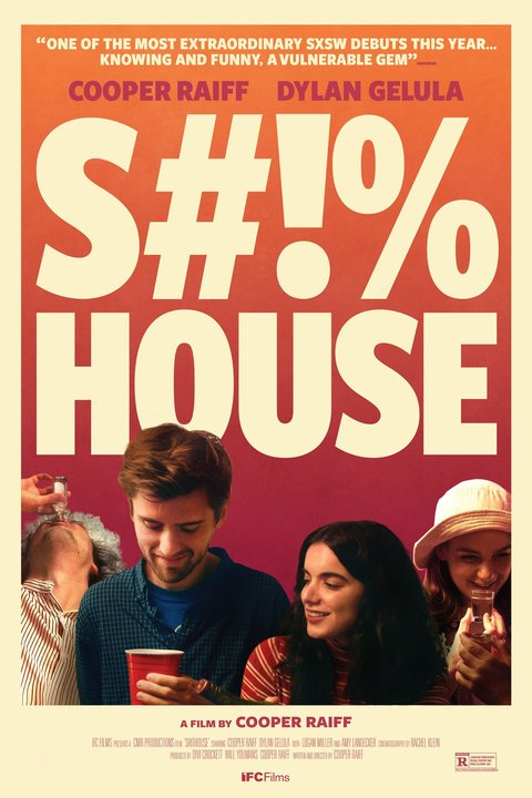 Sh*thouse Poster