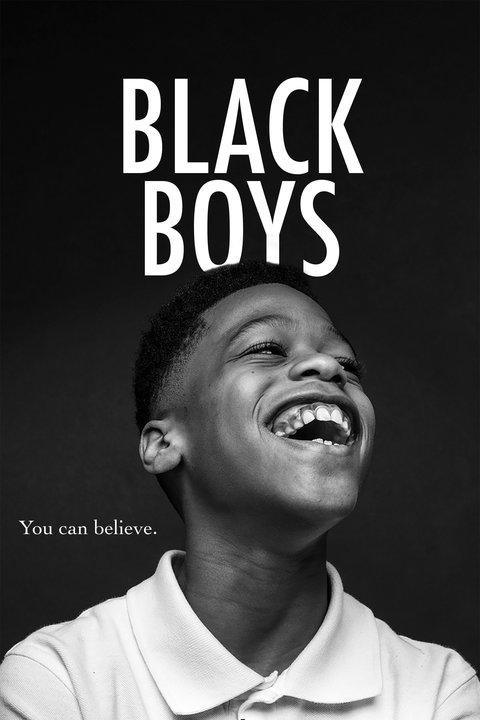 Black Boys Poster