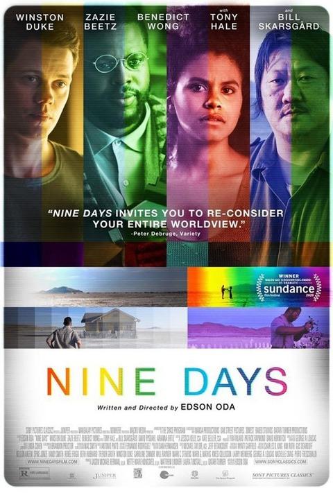 Nine Days (2021) Poster