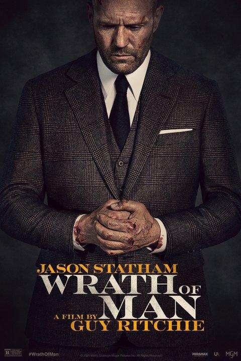 Wrath of Man Poster