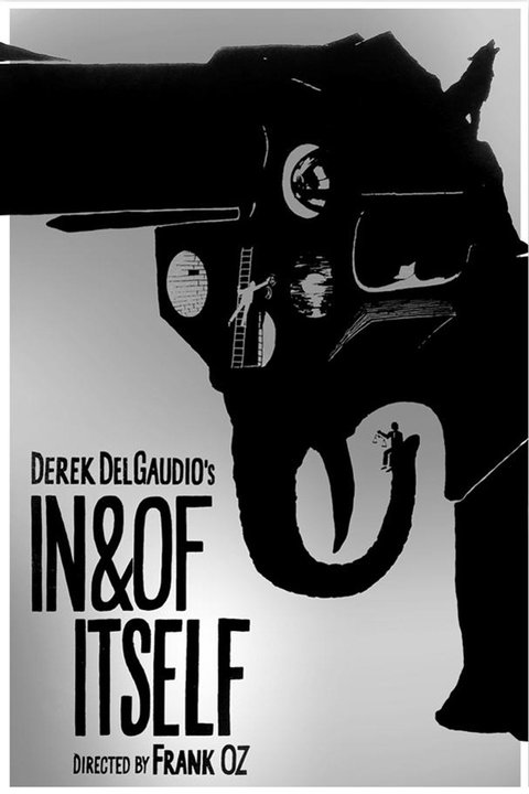 Derek Delgaudio's In & Of Itself Poster