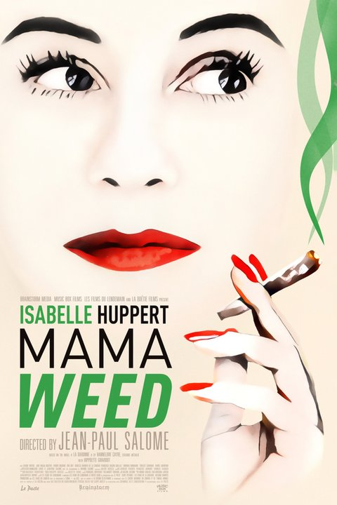 Mama Weed Poster