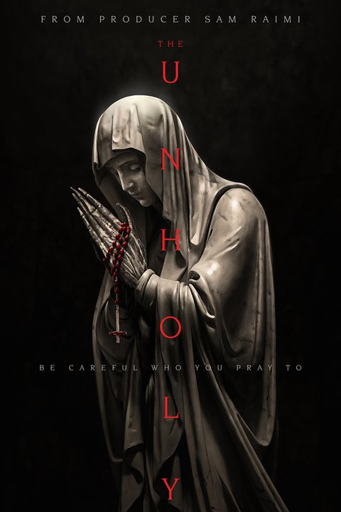 The Unholy Poster