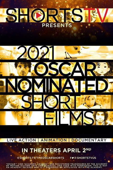 2021 Oscar Nominated Shorts: Animation Poster