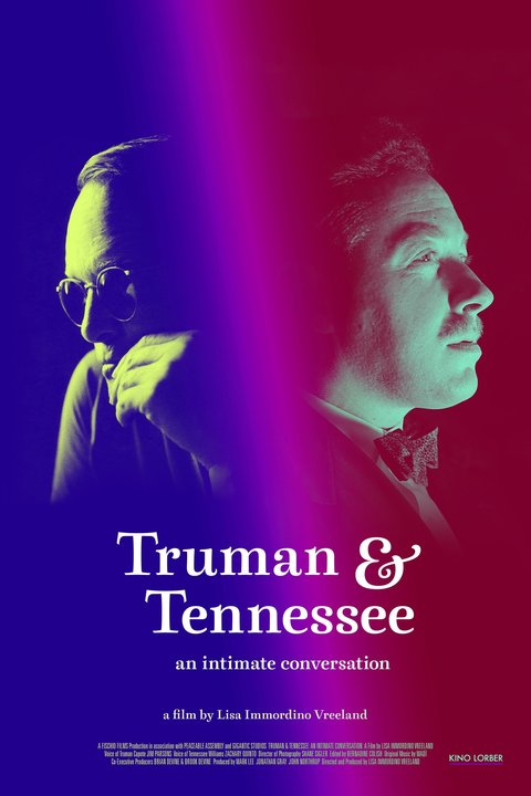 Truman & Tennessee: An Intimate Conversation Poster