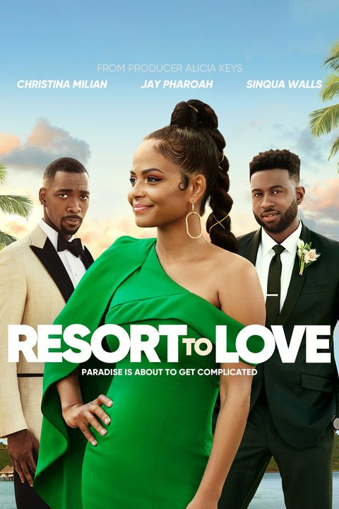 Resort to Love Poster