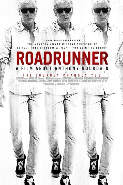 Roadrunner: A Film About Anthony Bourdain Poster