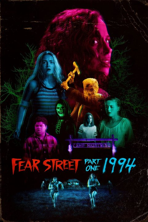 Fear Street Part One: 1994 Poster