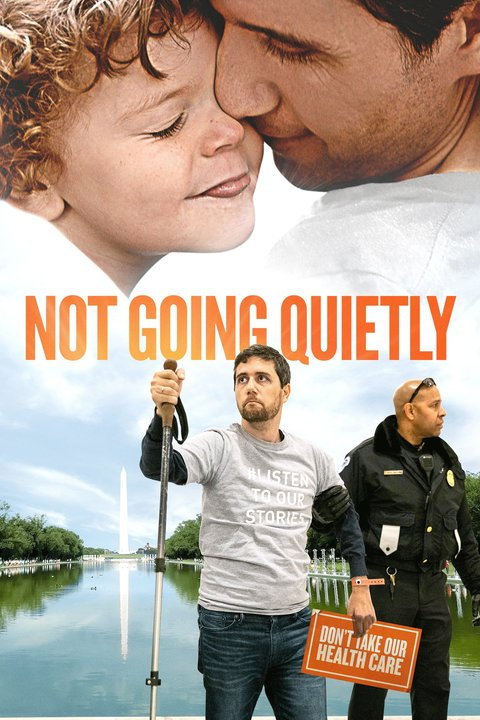 Not Going Quietly Poster