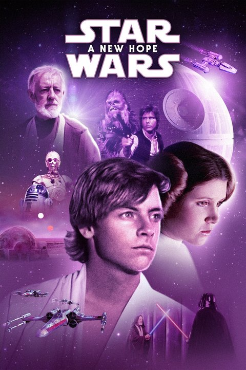Star Wars: Episode IV – A New Hope Poster