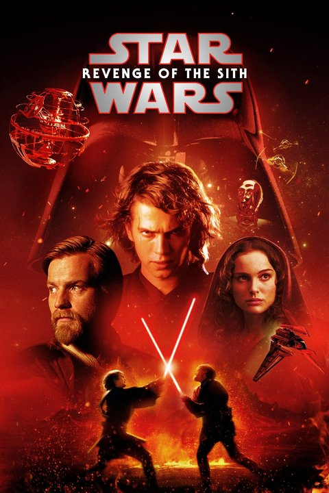 Star Wars: Episode III – Revenge of the Sith Poster