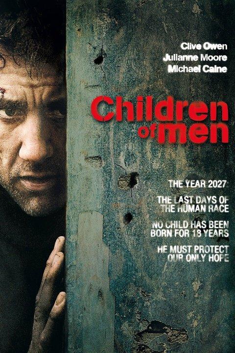 Children of Men Poster