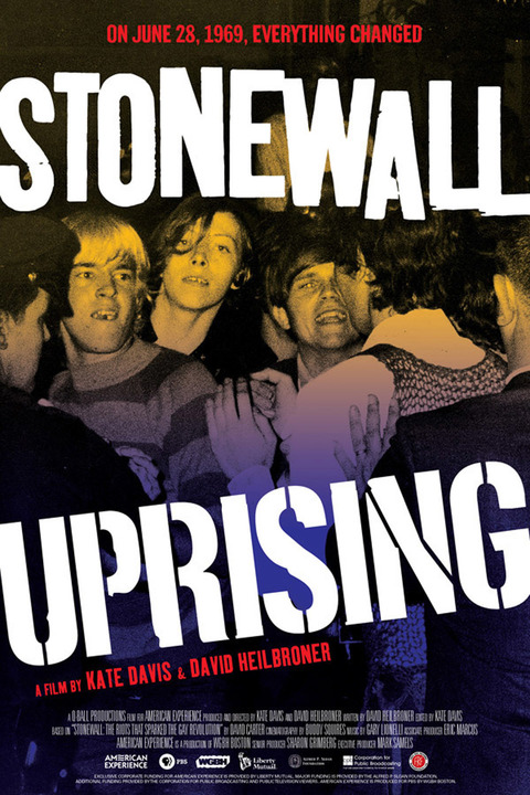 Stonewall Uprising Poster
