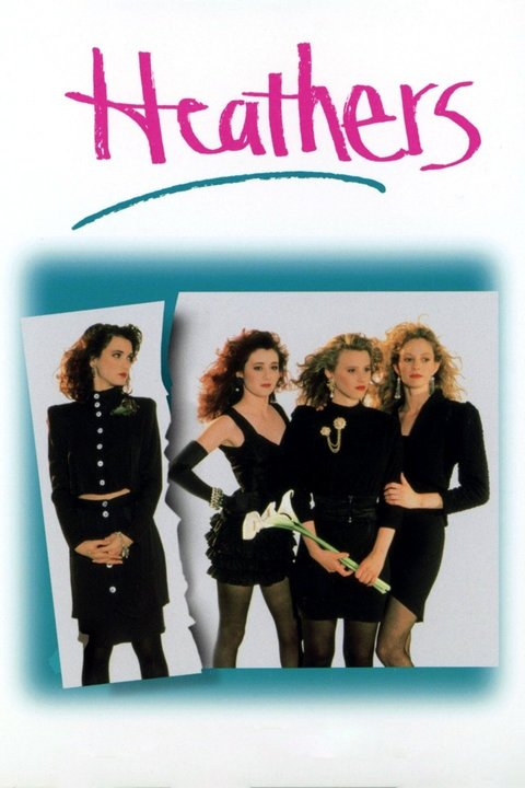Heathers Poster