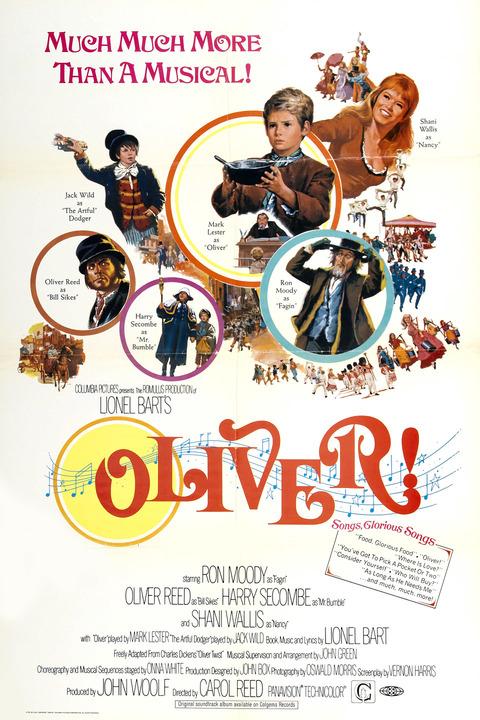 Oliver! Poster