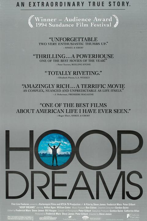 Hoop Dreams Poster