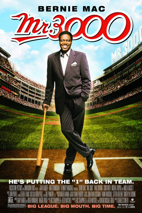 Mr. 3000 Poster