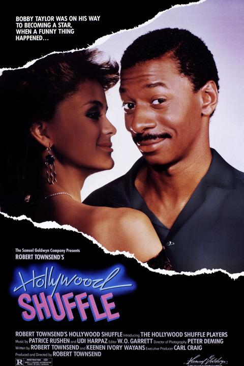 Hollywood Shuffle Poster