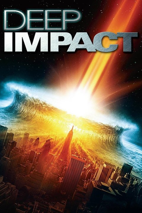 Deep Impact Poster
