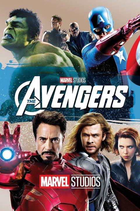 Marvel's the Avengers Poster