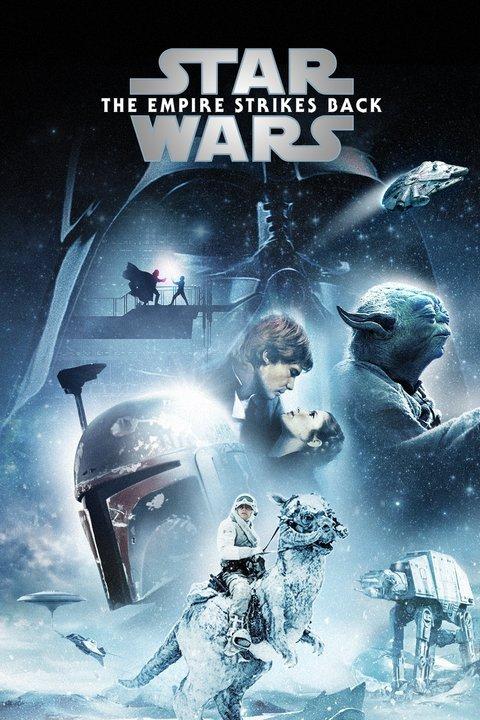 Star Wars: Episode V – The Empire Strikes Back Poster
